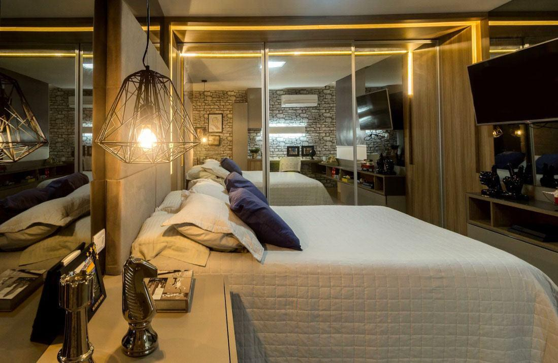 Люстры для спальни: 60 моделей в интерьере 3 | Дока-Мастер