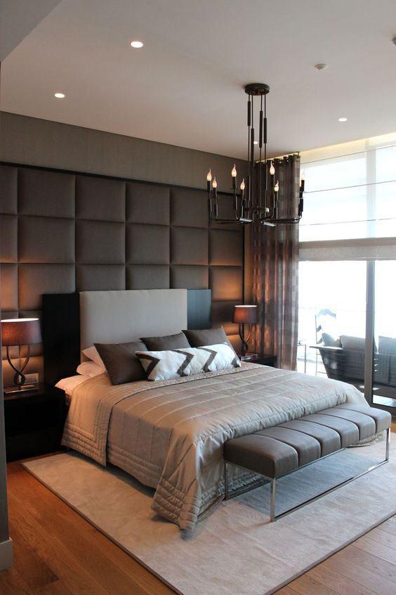 Люстры для спальни: 60 моделей в интерьере 54 | Дока-Мастер