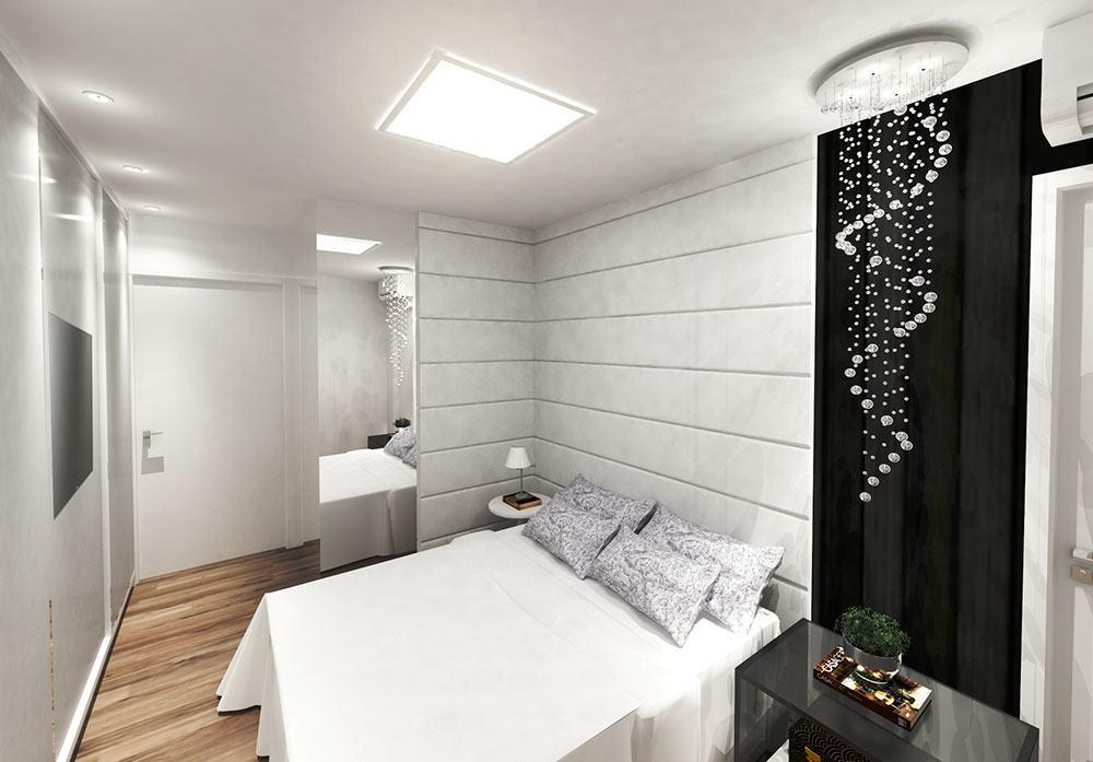 Люстры для спальни: 60 моделей в интерьере 53 | Дока-Мастер