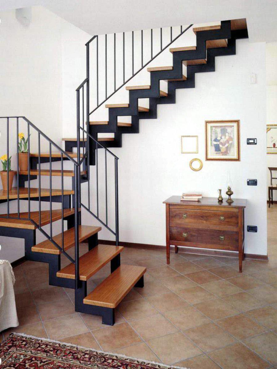 Лестница в доме: на чем остановить выбор? 1 | Дока-Мастер