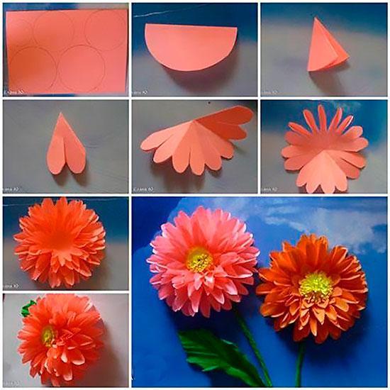 20samixprostixikrasivixtsvetovizbumagi_5b87bbc4   Бумажные цветы: пошаговые мастер-классы с фото