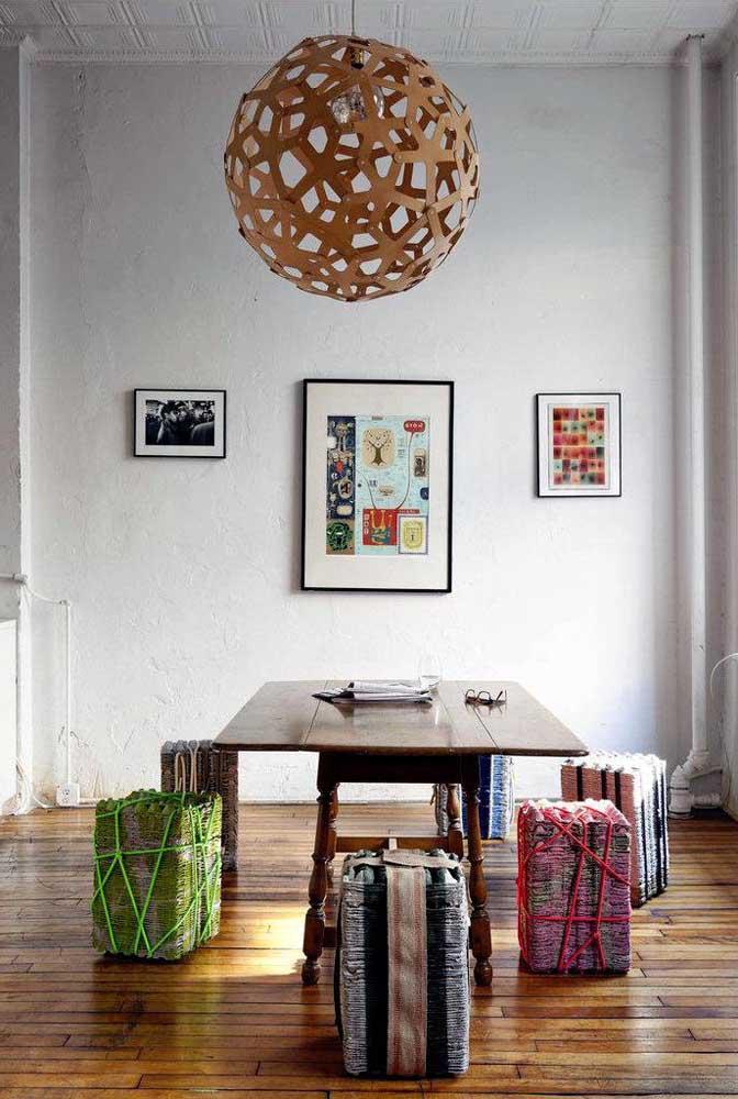 мебель своими руками из старых ненужных вещей - image8