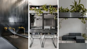 Квартира в промышленном стиле: как превратить 35 метров в уютное гнездышко