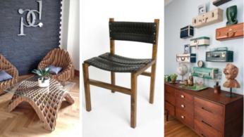 мебель своими руками из старых ненужных вещей