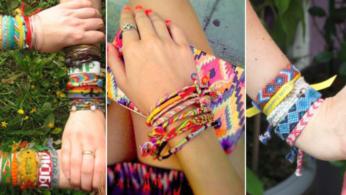 Плетение из ниток безделушек и браслетов: подробное руководство