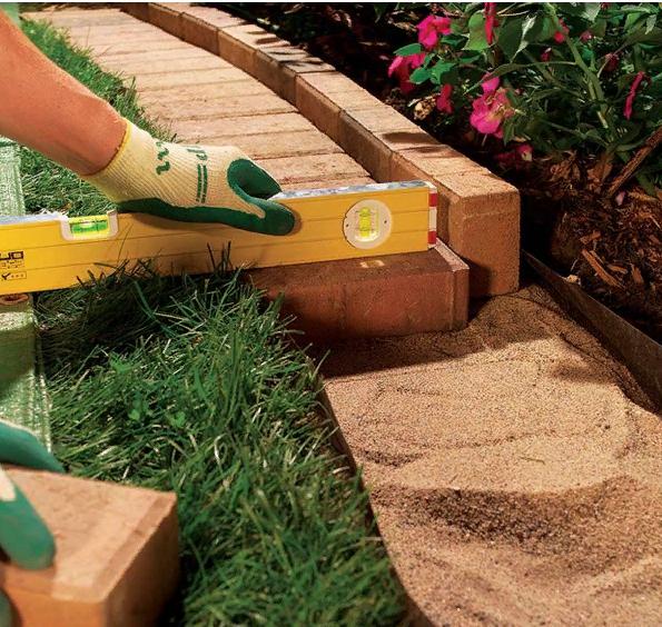 Как сделать кромки садовых грядок - image4