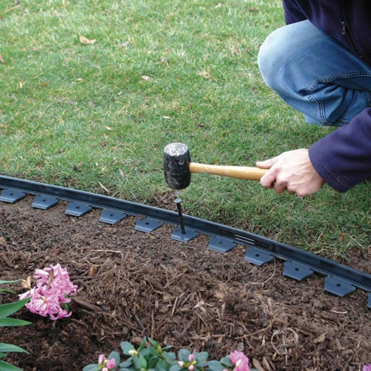 Как сделать кромки садовых грядок - image6