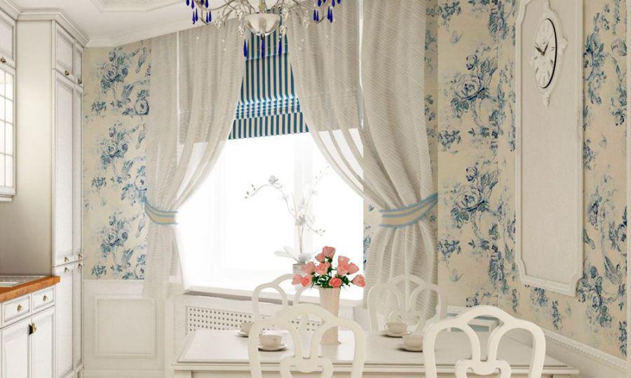 Как выбрать шторы для кухни 1 | Дока-Мастер