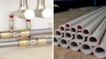 Технические характеристики пластиковых труб для отопления