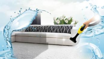 Почему профессиональная химчистка мебели лучше