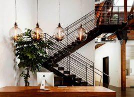 Дизайнерские светильники в интерьере 2 | Дока-Мастер
