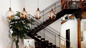 Дизайнерские светильники в интерьере 5 | Дока-Мастер