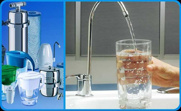 Фильтры для очистки воды 1 | Дока-Мастер
