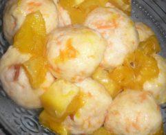 Кнедли с абрикосами: рецепты на instacook.me 1 | Дока-Мастер