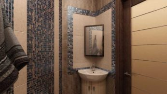 Плитка для туалета: универсальный отделочный материал 3 | Дока-Мастер