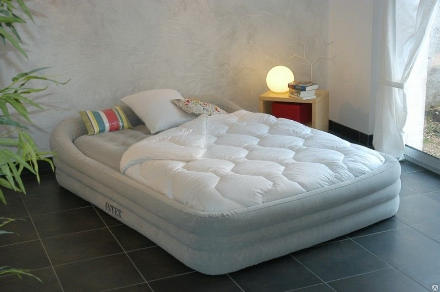 Надувная кровать - виды насосов: ручной, ножной, электрический и т.д. 1 | Дока-Мастер