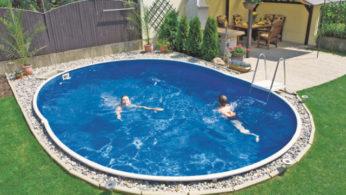 Стоит ли вкапывать каркасный бассейн? 21 | Дока-Мастер